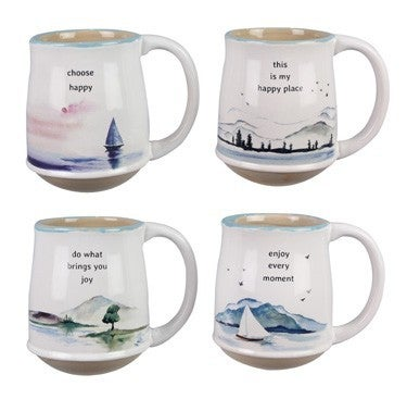 Water's Edge Mugs