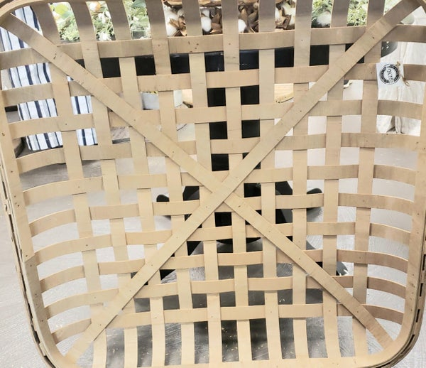 LOCAL PICKUP ONLY XL Tobacco Basket