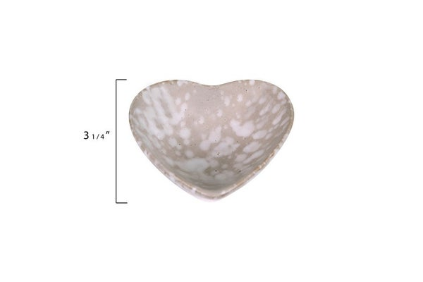 Small Stoneware Heart