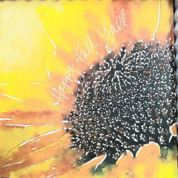 Happy Fall Sunflower Gallery
