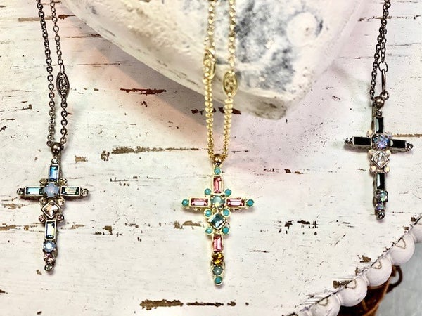 Sorrelli Cross Necklace