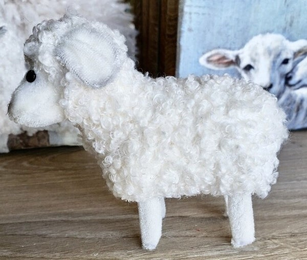 Chenille Sheep