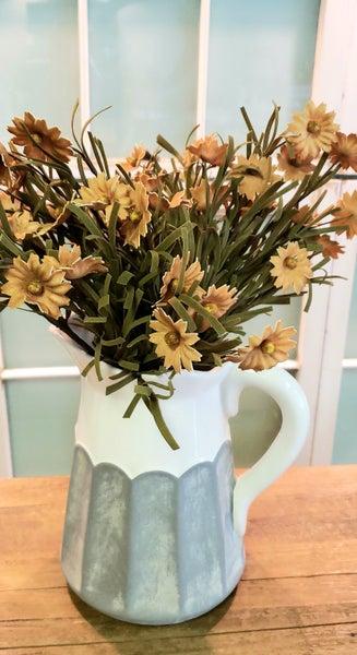 Gold Flower Bush
