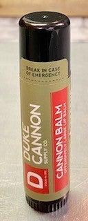 Duke Cannon Lip Balm