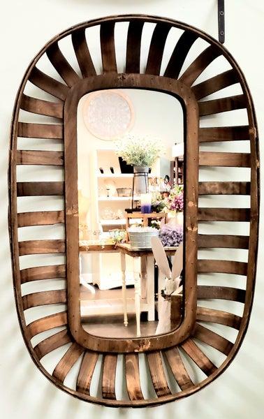 Fruit Basket Mirror