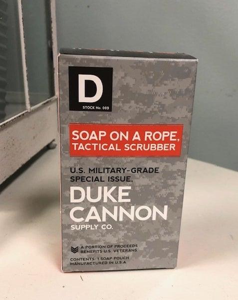 Duke Cannon Soap Scrubber