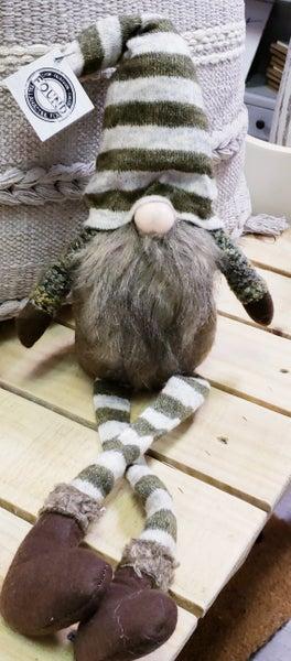 Green Gnome w/ Legs