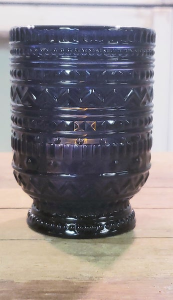Vintage Navy Candle Holder