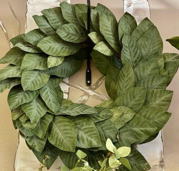 Magnolia Wreath (Preorder)