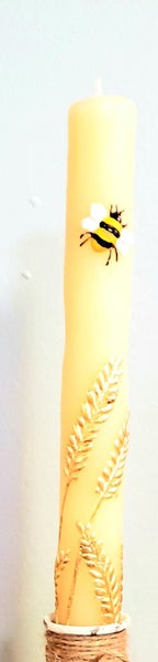 Bee Taper Candle Set