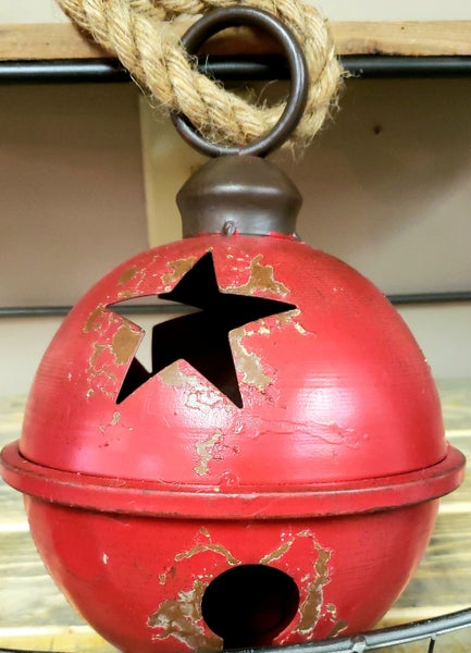 Rustic Red Bell