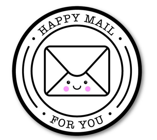 Men's Happy Mail