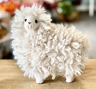 Large Fuzzy Sheep