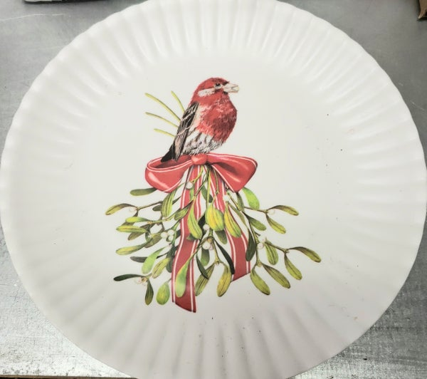 Melamine Hors d'oeuvres Plate Sets