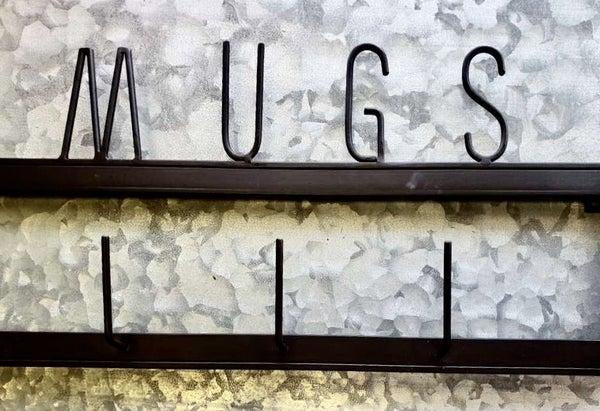 Mugs Rack
