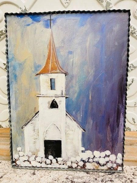 Vintage Church Pic