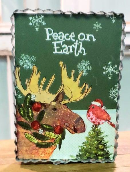Peace on Earth Moose Gallery