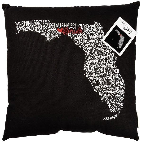 Super Florida Pillow
