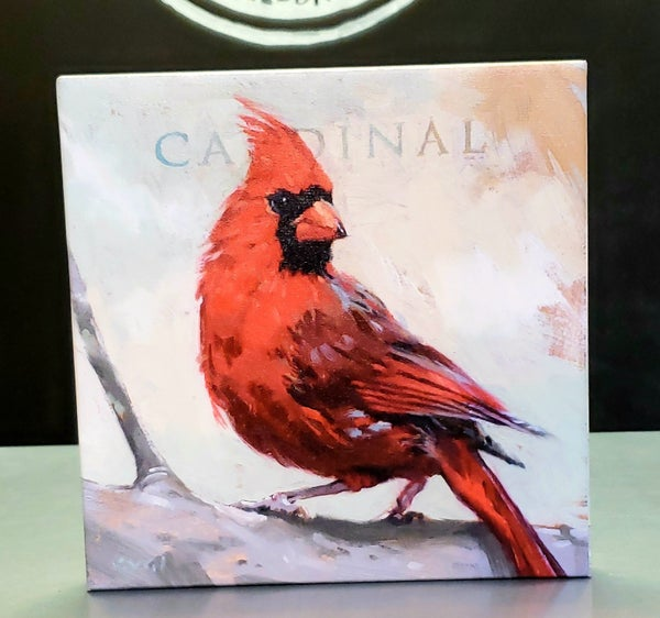 Medium Cardinal Wall Art