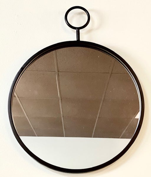 """13"""" Round Mirror"""