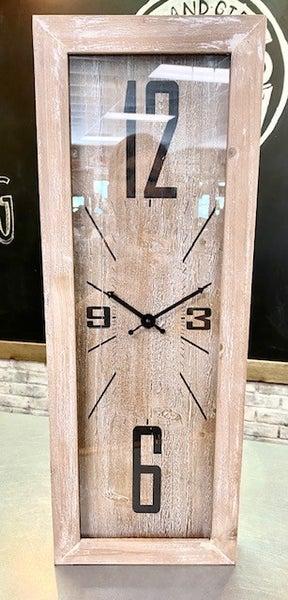 Rectangle Clock