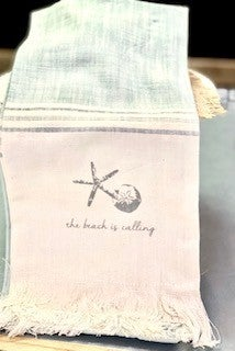 Linen Cotton Tea Towel