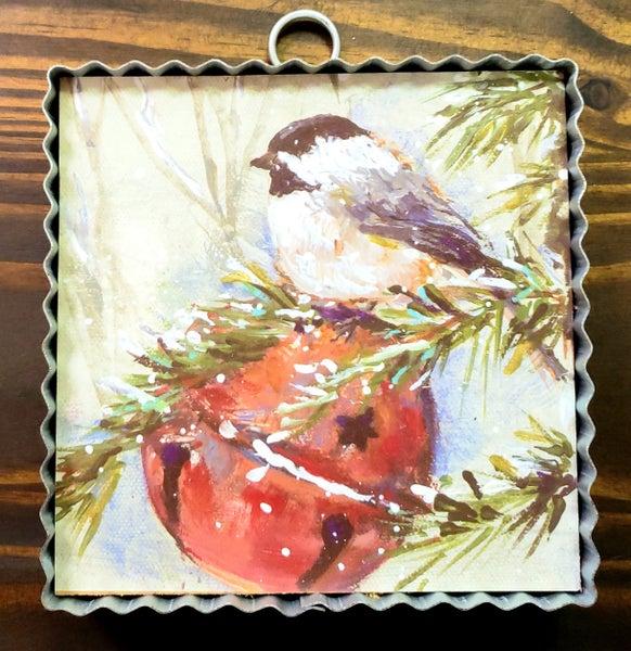 Christmas Chickadee Mini Gallery