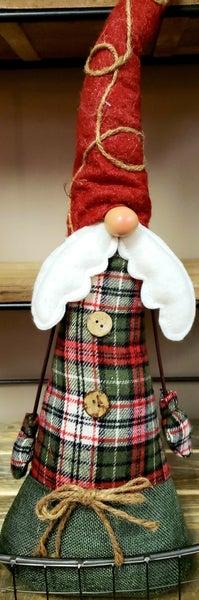 Large Santa Tree Gnome