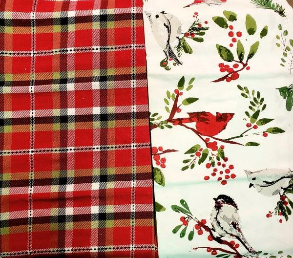 Bird & Berries Tea Towel Set