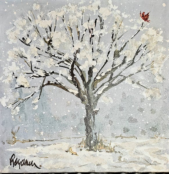 Winter Tree Mini Gallery