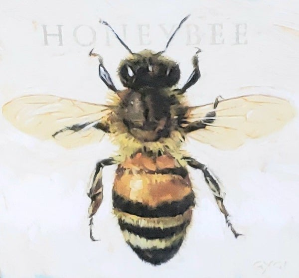 Honeybee Canvas