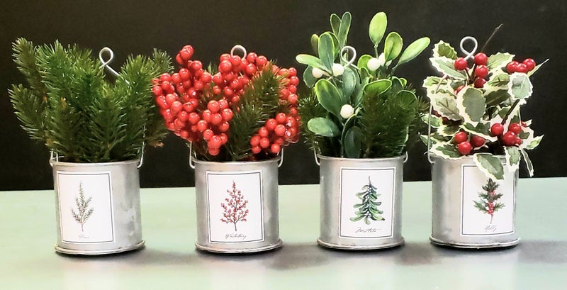 Holiday Botanical Arrangement