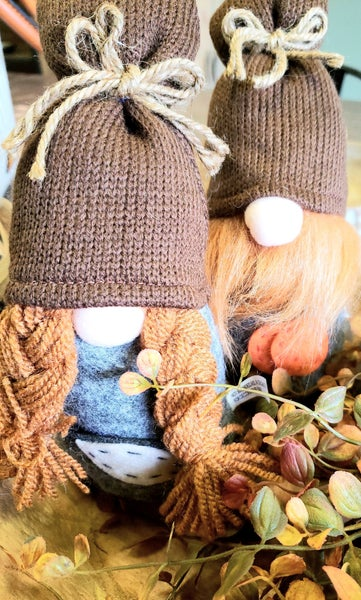 Mini Harvest Gnome