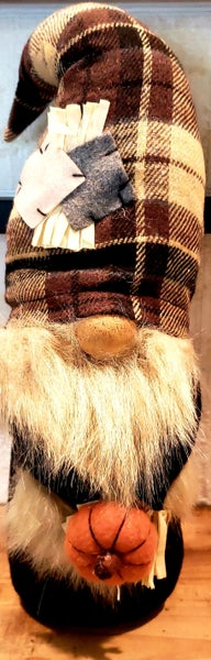 Medium Scarecrow Gnome