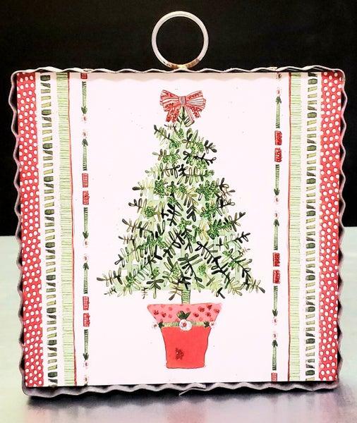 Happy Christmas Tree Mini Gallery