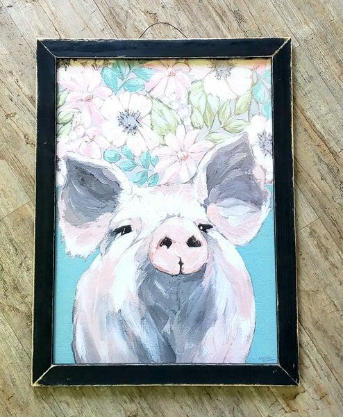Millie the Pig