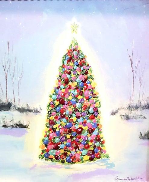 Hamilton Christmas Tree