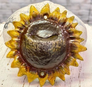 Hanging Sunflower Bottle Opener