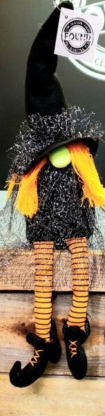 Witch Gnome w/ Orange Legs