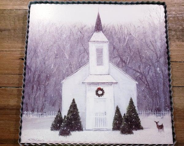 Winter Church Gallery