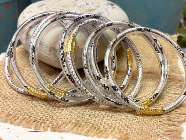 Snake Tube Bracelet
