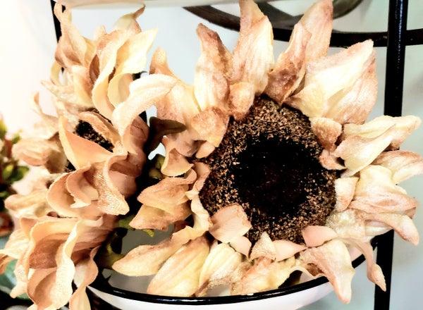 Sunrise Sunflower Pick