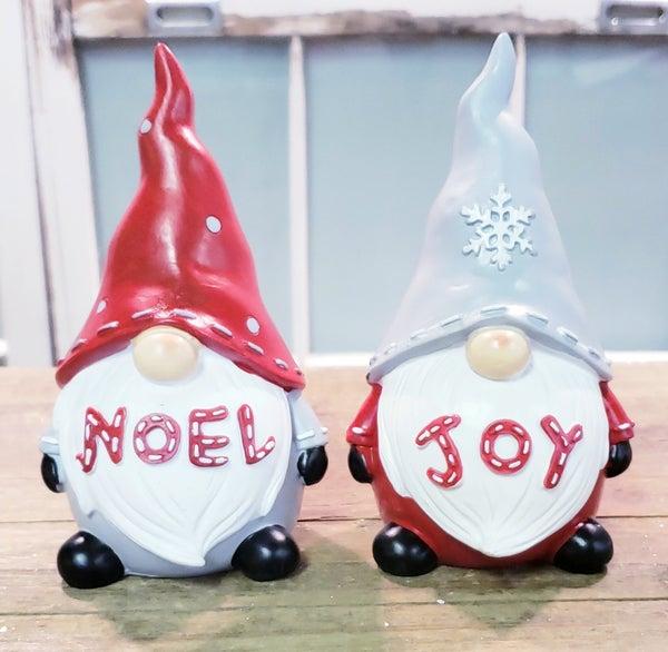 Christmas Message Gnomes