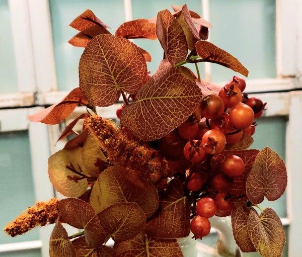 Fall Mixed Berry Pick