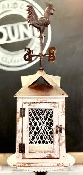 Wheathervane Lantern