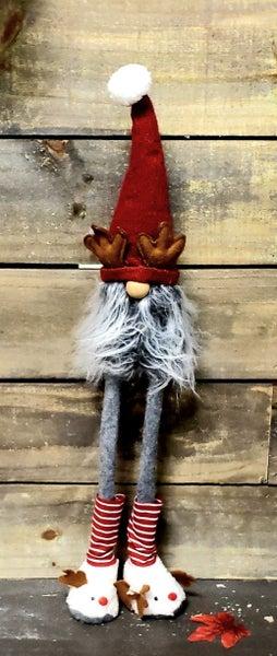 Standing Reindeer Gnome w/ Booties