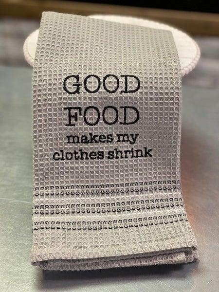 Waffle Weave Dish Towels
