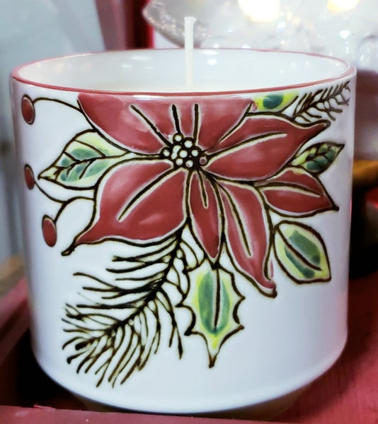 Winter Peppermint 20 oz Candle