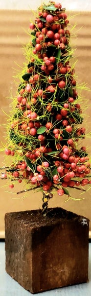 Mini Red Berry Trees