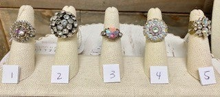 Sorrelli Ring Collection